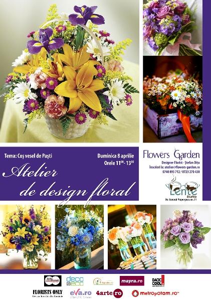 atelier de design floral