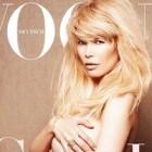 Top 10 Celebritati insarcinate care au pozat nud in reviste de moda
