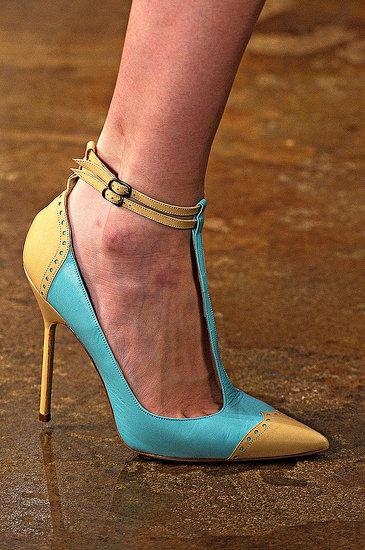 pantofi retro