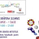 Arta, echilibru si activitati caritabile, 29 iunie – 1 iulie, in Gradina Icoanei