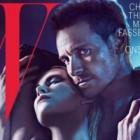 Charlize Theron si Michael Fassbender – sedinta foto provocatoare in W Magazine