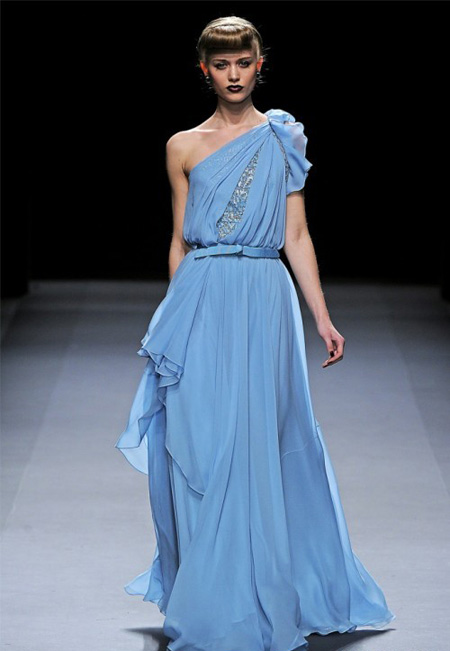 rochie din voal