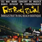 Prima petrecere din cinema! Fatboy Slim @ Grand Cinema Digiplex!