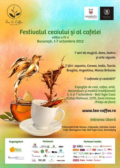Festivalul Ceaiului si al Cafelei