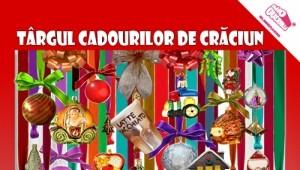 Start la maratonul cadourilor – Sala Dalles este acum Galeria Cadourilor de Craciun!