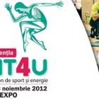 Conventia Fit4U – sport si energie