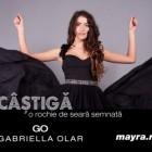 Castiga o rochie de seara din noua colectie 13, by Gabriella Olar!