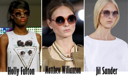 ochelari de soare la moda