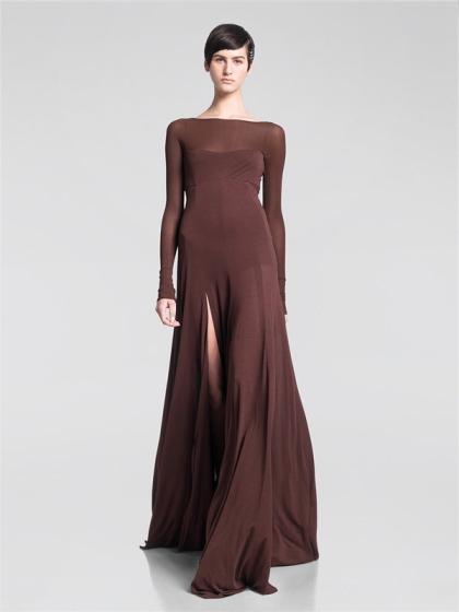 rochii din chifon