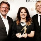 Castigatoarea premiului ECCO Walk In Style 2013