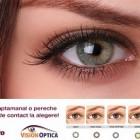 Ce culoare ti-ar place sa aiba ochii tai? Castiga o pereche de lentile de contact!