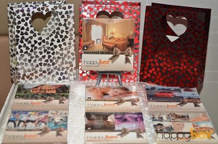 Promotie Valentines Day happybox