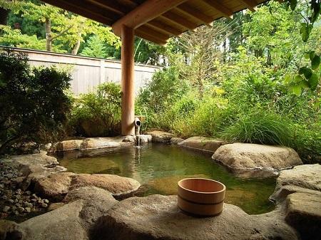 Sento si Onsen, Japonia