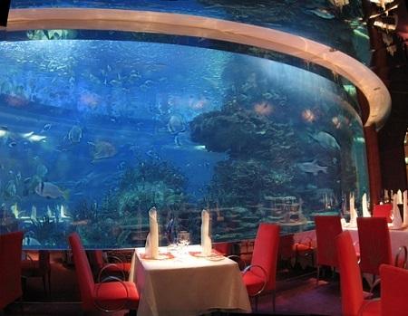 Restaurant Al Mahara, Dubai