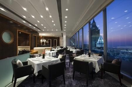Restaurant Vu's, Dubai
