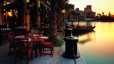 Restaurant Zheng He's, Dubai