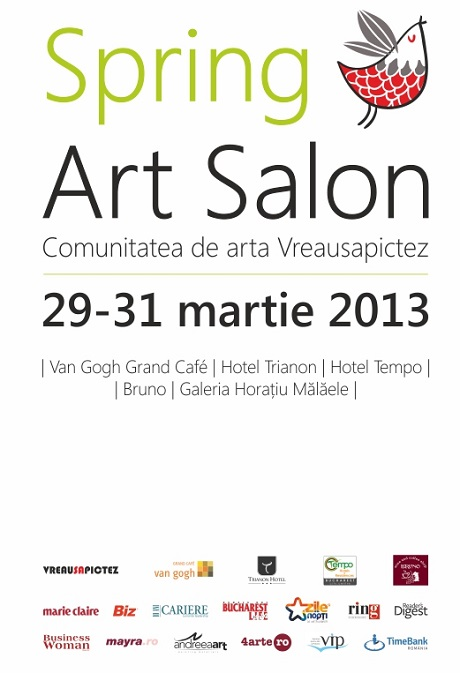 Spring Art Salon