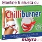 Concurs: Mentine-ti silueta cu Chilliburner!