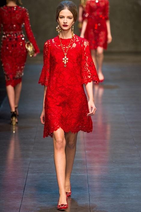 Rochie eleganta Dolce & Gabbana