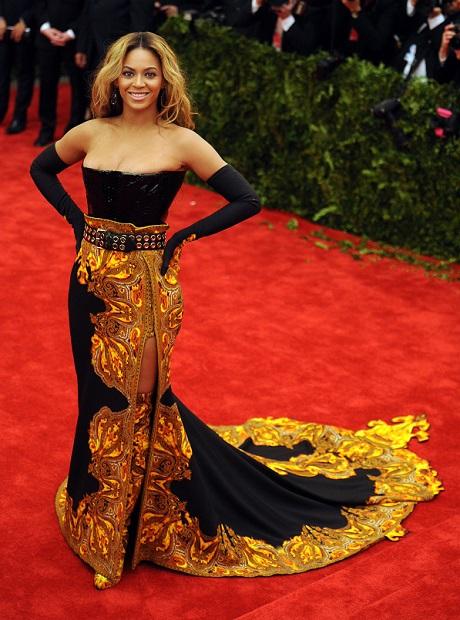Beyonce, MET Gala 2013