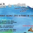 Roaba de cultura se redeschide in parcul Herastrau, sambata, 11 mai, 2013
