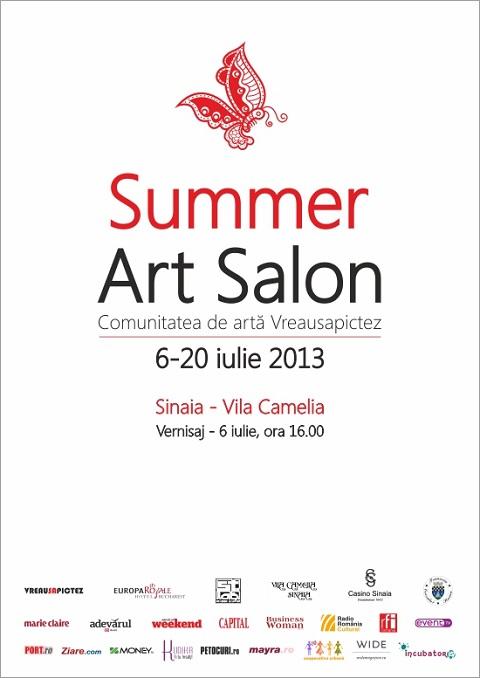 Summer Art Salon Sinaia
