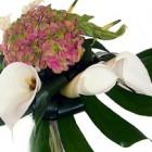 Alegerea florilor la nuntile de vara