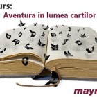 Concurs: Aventura in lumea cartilor