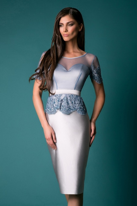 rochii elegante cu dantela