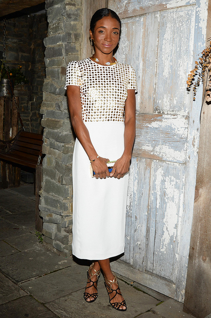 Genevieve Jones - New York Fashion Week