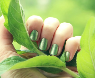 manichiura verde
