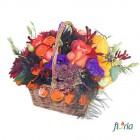 Aranjamente de flori pentru nunti de Halloween