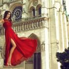 Cristallini: rochii de gala ce au facut furori la Paris