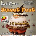 Sweet Fest: dulciuri extravagante de Halloween