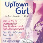 UpTown Girl – Fall for Fashion Edition