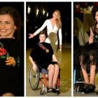 Lunatico by Rozalia Bot: moda in scaunul cu rotile