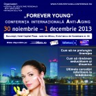 Conferinta internationala anti-aging Forever Young