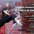 A IV-a Conventie Internationala de Fitness din Romania