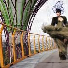 In spatele culiselor: prezentare de moda la inaltime in Gardens by The Bay