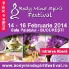 Body Mind Spirit Festival a XIII-a editie
