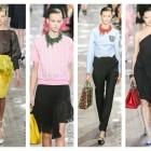 Saptamana modei de la Paris: Dior primavara vara 2014