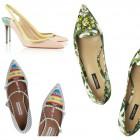 Modele de pantofi pentru aceasta primavara