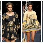 Saptamana modei la Milano: Dolge Gabbana primavara-vara 2014