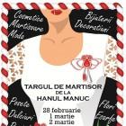 Cel mai placut loc din Bucuresti unde poti sarbatori venirea primaverii: Targul de martisor de la Hanul Manuc