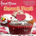 Sweet Fest invită îndrăgostiții la o sărbătoare de trei zile cu ciocolată