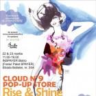 Reînnoieşte-ţi garderoba de primăvară la Cloud No.9 pop-up Store!