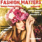 Fashion Matters Fair–Summer Preview Edition