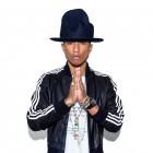 Adidas anunta parteneriatul cu Pharrell Williams