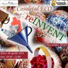 """""""reINVENT – Cosuletul ECO"""". Atelier de Reciclare InteraktivA"""
