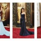 Premiile Oscar 2014: tinute de pe covorul rosu